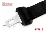 Gordel verlenger staand type:B (25mm) E4 goedgekeurde onderdelen