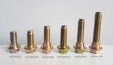 Bout voor autogordel 7/16 8.8 (26mm schroefdraad) - set van bout, moer en ring voor autogordel_