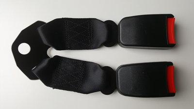 Dubbele auto gordel ontvanger receiver 14 type:C (25/26mm) E4 kwaliteitskeurkmerk