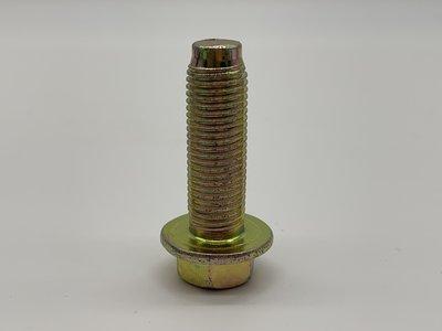 Bout voor autogordel 7/16 8.8 (35mm schroefdraad) - set van bout, moer en ring voor autogordel