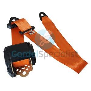 3puntgordel Oranje