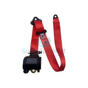 Veiligheidsgordel brandweerrood